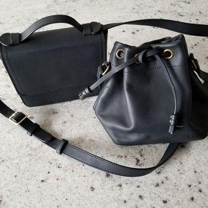 Handbags - FEED leather purses
